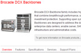 Brocade.com products/navigation