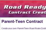 Road Ready Teens parent-teen contract