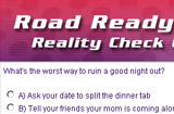 Road Ready Teens reality check quiz